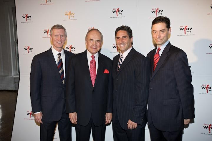 WFUV-FM Spring Gala '09 honoring Paul Simon, Dick Enberg, and Jim Lehrer.