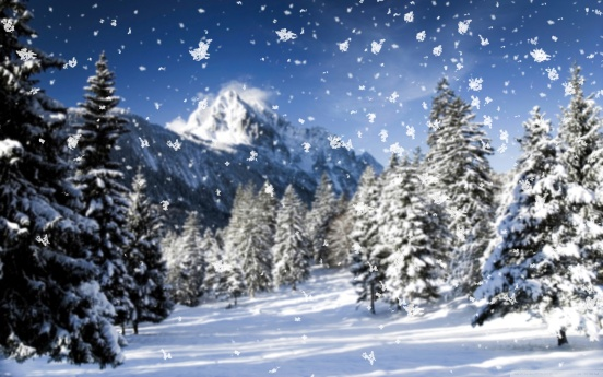 SNOW 2 SCENE