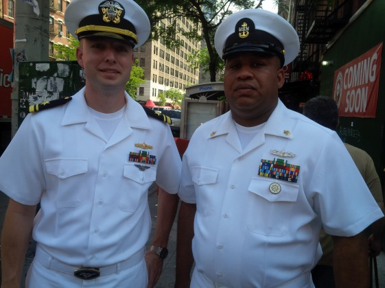 FLEET WEEK JAMES AND JIMMY OUTSIDE.jpg