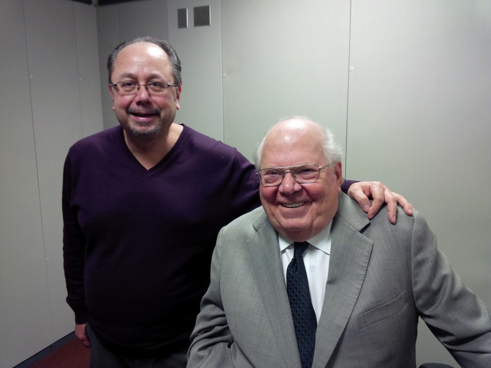 VERNE AND JOHNNY