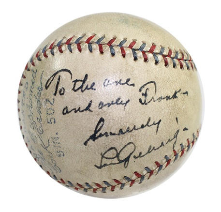 gehrig-ball-auction
