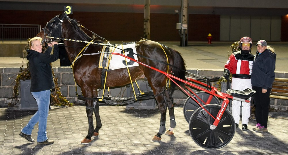 FOILED AGAIN WINS NO. 99